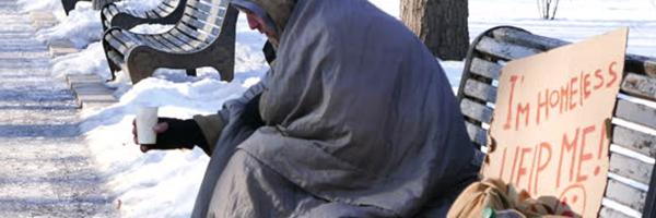 Wohnungs- und Obdachlosigkeit